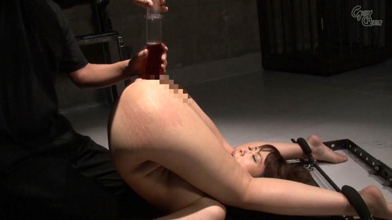 Anal Device Bondage V 鉄拘束アナル拷問 桃瀬ゆり 18枚目