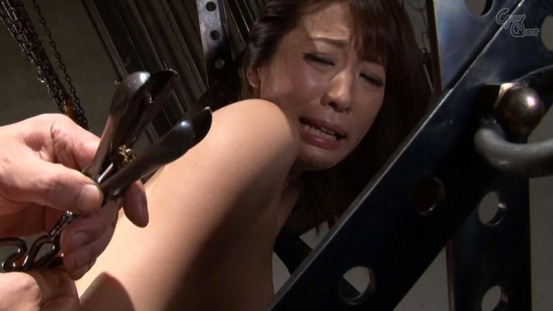 Anal Device Bondage V 鉄拘束アナル拷問 桃瀬ゆり 9枚目