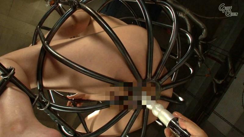 Anal Device Bondage IX 鉄拘束アナル拷問 月野ゆりあ 画像11