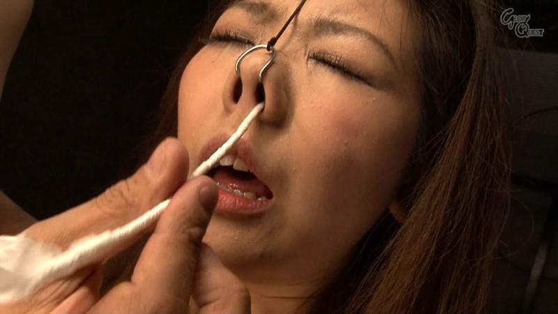 Ma○ko Device Bondage 鉄拘束マ○コ拷問 並木杏梨 キャプチャー画像 11枚目