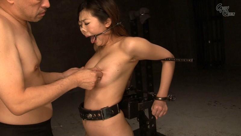 Ma○ko Device Bondage 鉄拘束マ○コ拷問 並木杏梨 キャプチャー画像 13枚目