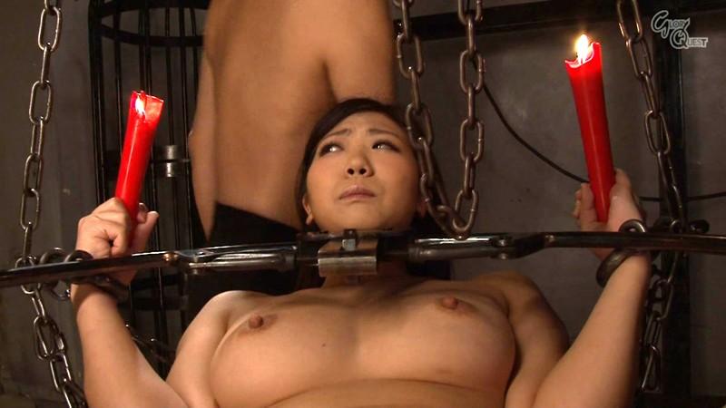 Ma○ko Device Bondage 鉄拘束マ○コ拷問 並木杏梨 キャプチャー画像 15枚目