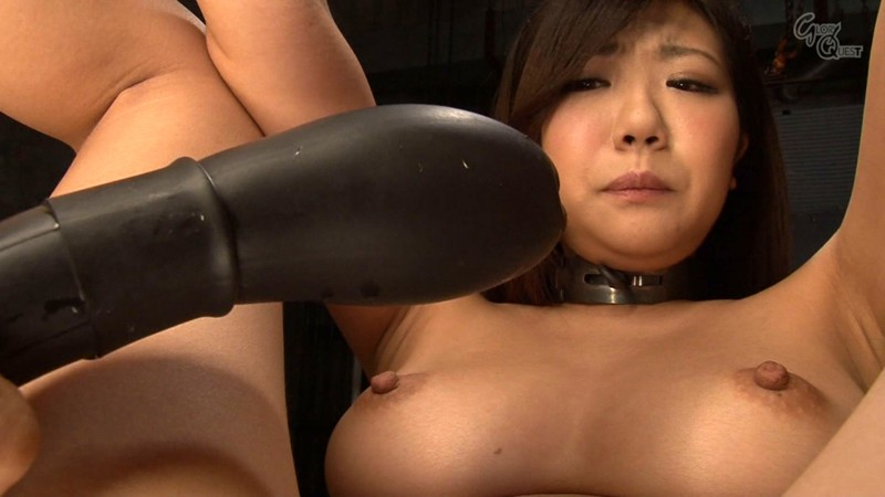 Ma○ko Device Bondage 鉄拘束マ○コ拷問 並木杏梨 キャプチャー画像 4枚目