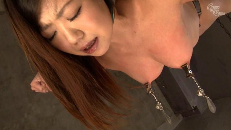 Ma○ko Device Bondage 鉄拘束マ○コ拷問 並木杏梨 キャプチャー画像 8枚目