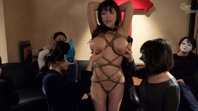 BDSM調教志願 優月まりな キャプチャー画像 5枚目