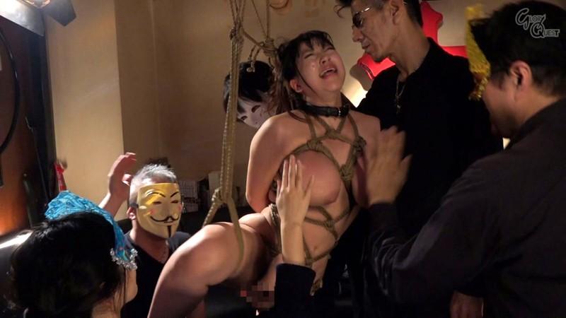 BDSM調教志願 優月まりな キャプチャー画像 6枚目