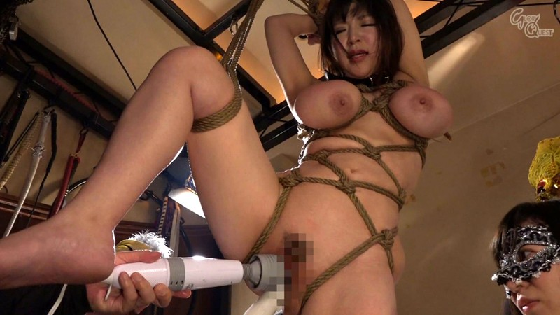 BDSM調教志願 優月まりな キャプチャー画像 7枚目