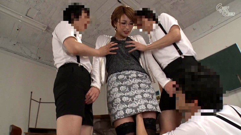 [GVG-680] Your Sex Appeal P ● A Chairman And Evil Girl Student Council Kimishima Mio