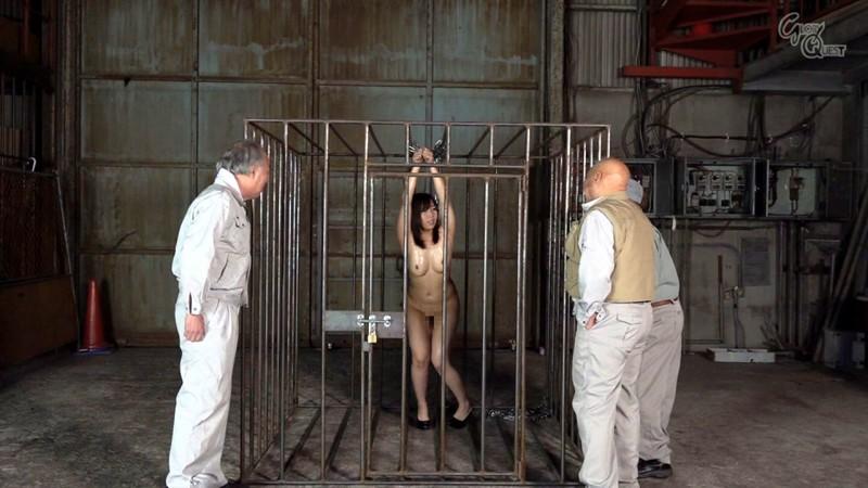 老働者に輪姦され性奴隷と化す巨乳未亡人 愛花みちる キャプチャー画像 8枚目