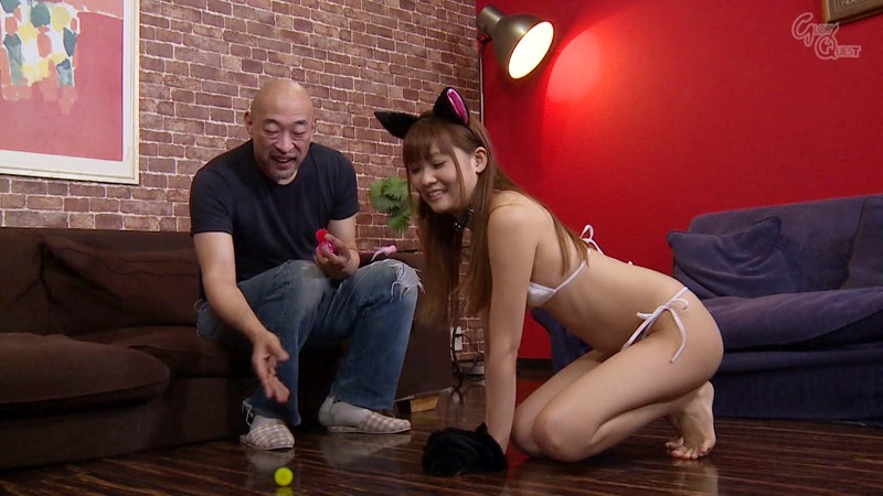 [GVG-685] I'm Happy To Be a Kept Anal Pet Yamai Suzu