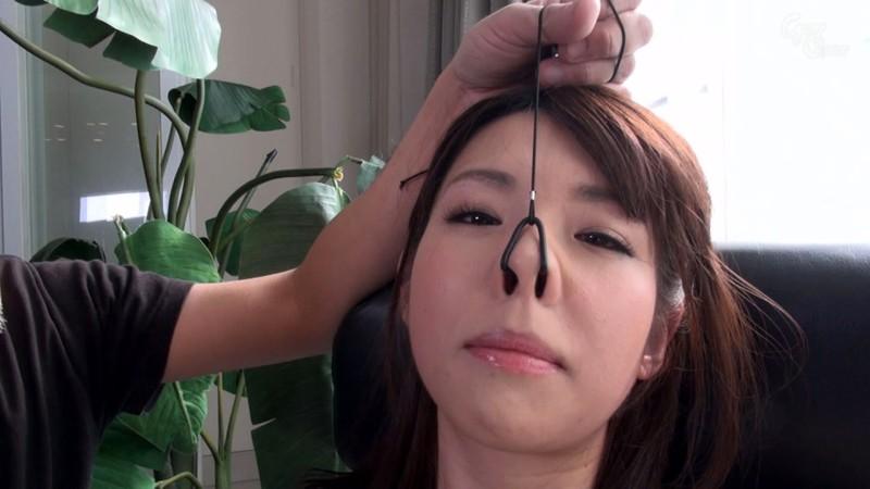 ドM人妻初アナルでいきなり2穴性交 藍川美夏 キャプチャー画像 5枚目