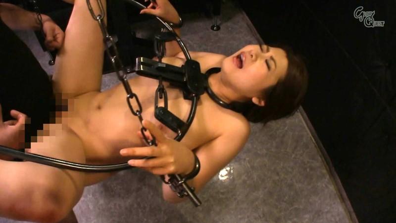 Anal Device Bondage XII 鉄拘束アナル拷問 推川ゆうり 12枚目