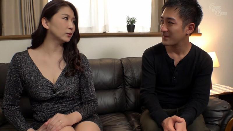 姑の卑猥過ぎる巨乳を狙う娘婿 吉岡奈々子 キャプチャー画像 1枚目