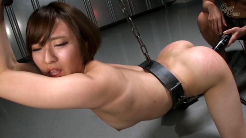 Anal Device Bondage XV 鉄拘束アナル拷問 佐久間恵美 16枚目