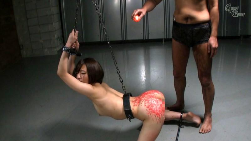 Anal Device Bondage XV 鉄拘束アナル拷問 佐久間恵美 17枚目