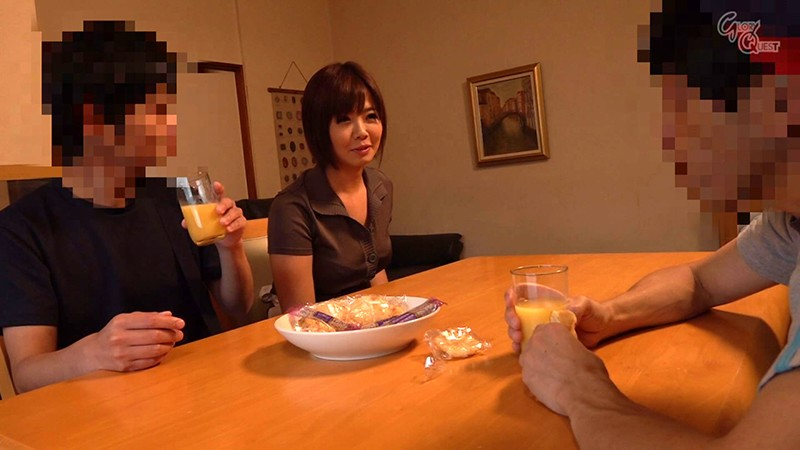 GVH-013 Studio GLORY QUEST - Stepmom Real Shota Stories, Naoko Akase - big image 1