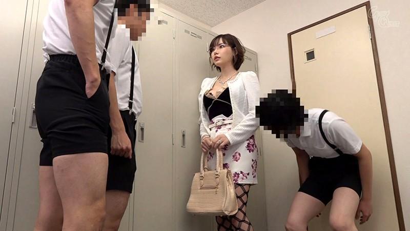 お色気P●A会長と悪ガキ生徒会 深田えいみ 2枚目