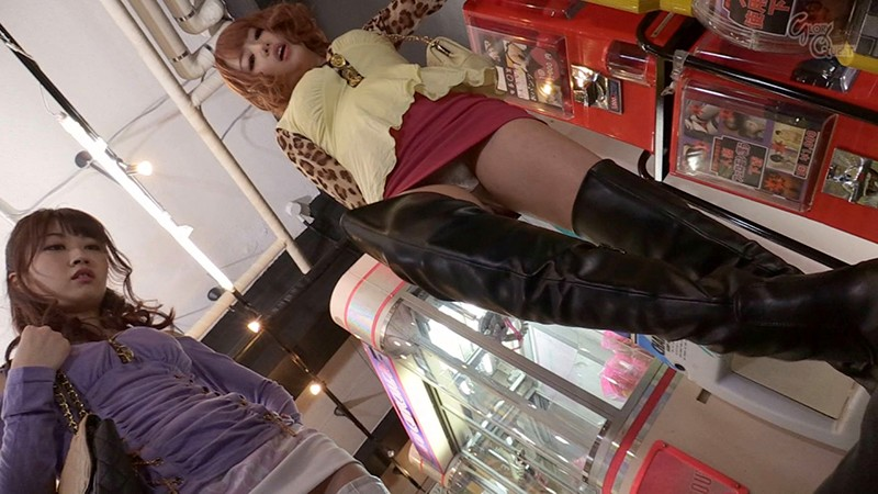 GVH-070 Double Dominant, Dirty Sluts In Knee-High Boots Mao Hamasaki And Ichika Kasagi big image 7