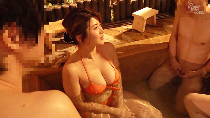 憧れの爆乳先生と行く!!二泊三日のわくわく温泉修学旅行 推川ゆうり 2枚目