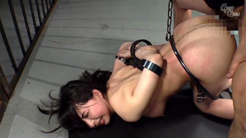 GVH-107 Studio GLORY QUEST - Anal Device Bondage XX Iron Bondage Anal Fuck, Eri Akira
