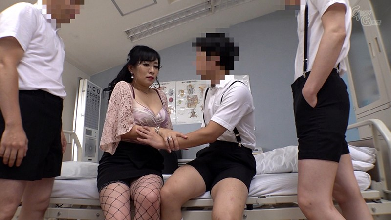 お色気P●A会長と悪ガキ生徒会 美原すみれ 15枚目