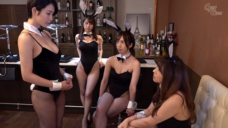 No.1バニーガール史上最悪の恥辱3 君島みお 5