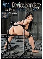 Anal Device BondageXXI 鉄拘束アナル拷問 新田みれい ダウンロード