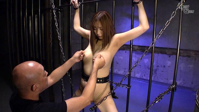 Ma○ko Device BondageXVIII 鉄拘束マ○コ拷問 鈴木真夕 画像1