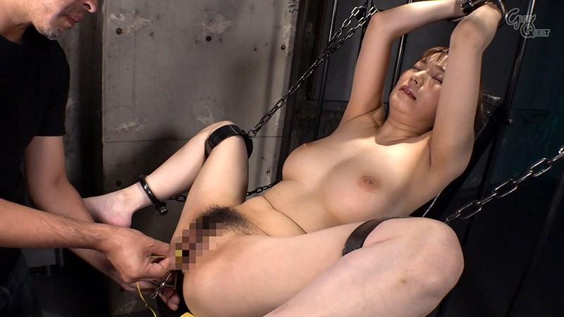 Ma○ko Device BondageXVIII 鉄拘束マ○コ拷問 鈴木真夕 画像12
