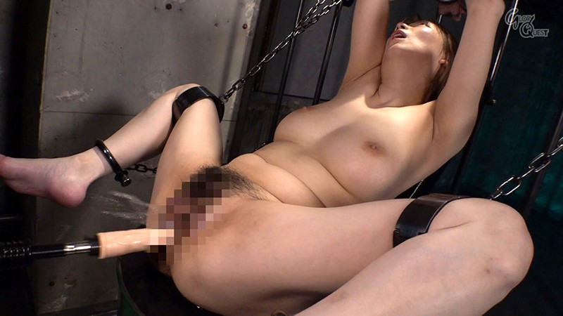 Ma○ko Device BondageXVIII 鉄拘束マ○コ拷問 鈴木真夕 画像15