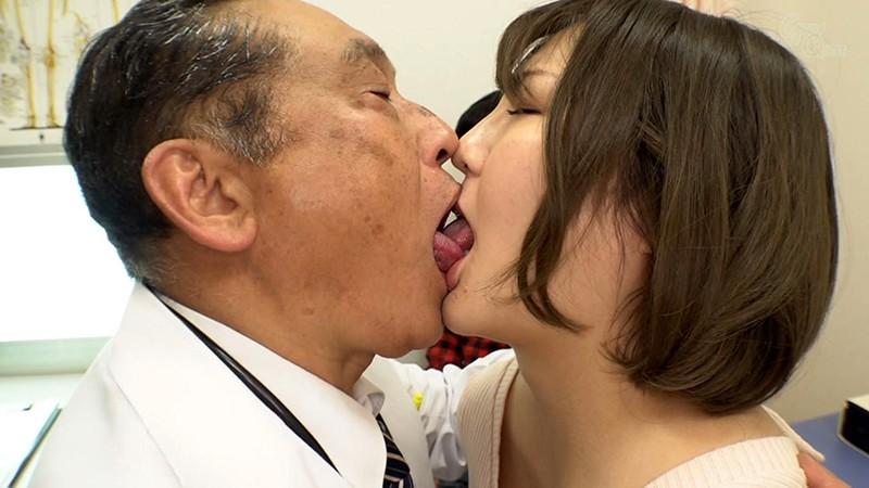町医者老人の顔舐め中出し変態カルテ 心菜りお9