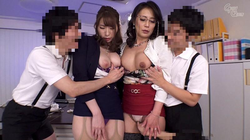 お色気P●A会長&悩殺女教師と悪ガキ生徒会 平岡里枝子/宝田もなみ16