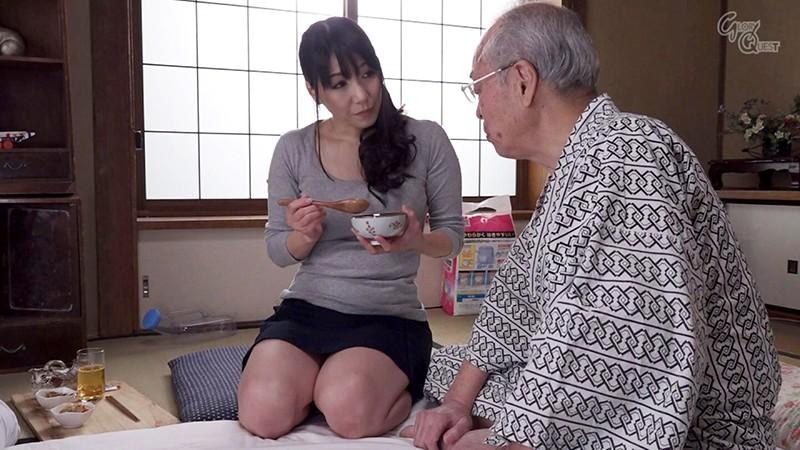 禁断介護 加藤あやの キャプチャー画像 2枚目