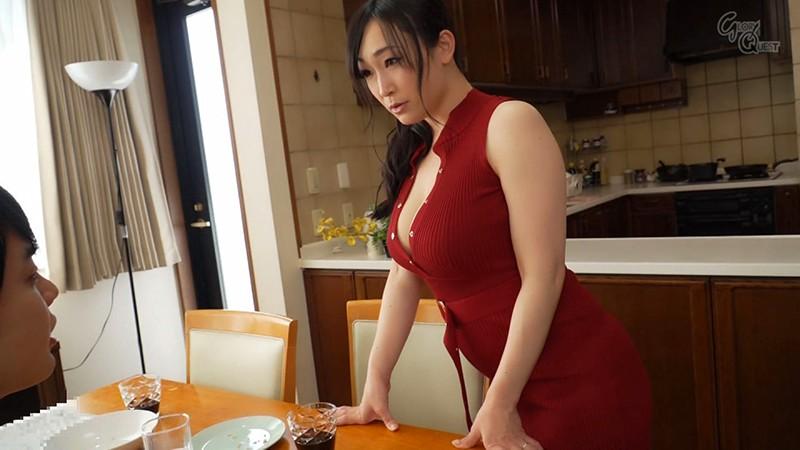 姑の卑猥過ぎる巨乳を狙う娘婿 成澤ひなみ キャプチャー画像 3枚目