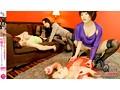 [HVG-02] 【アウトレット】WニューハーフのデカマラをW痴女が焦らし寸止めで虐め抜く 2