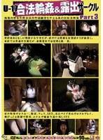 U-17 合法輪姦&露出サークル Part3 ダウンロード