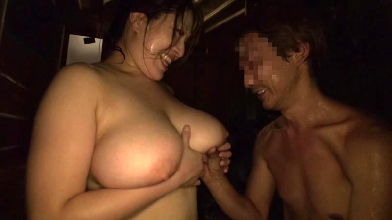 素人さんいらっしゃい!AV女優白鳥寿美礼と混浴露天温泉でHなことしませんか? 画像16