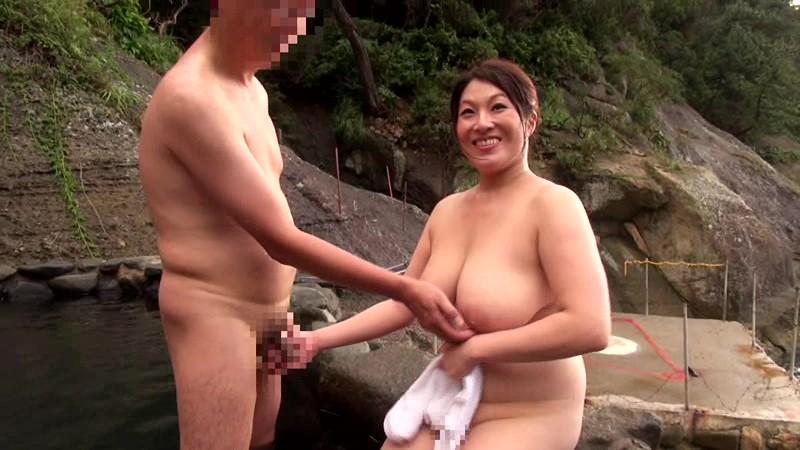 素人さんいらっしゃい!AV女優白鳥寿美礼と混浴露天温泉でHなことしませんか? 画像6