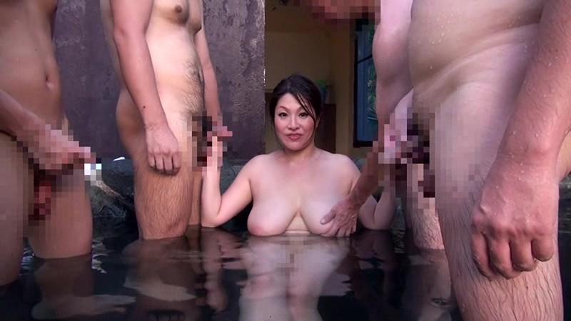 素人さんいらっしゃい!AV女優白鳥寿美礼と混浴露天温泉でHなことしませんか? 画像9