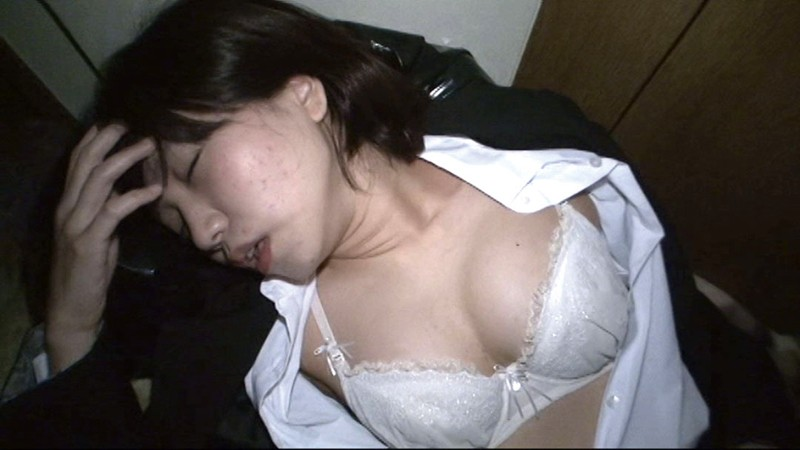 酔っ払って道で寝ていた女を自宅に持ち帰って性欲のはけ口に使った。愛蔵版【二】 キャプチャー画像 11枚目