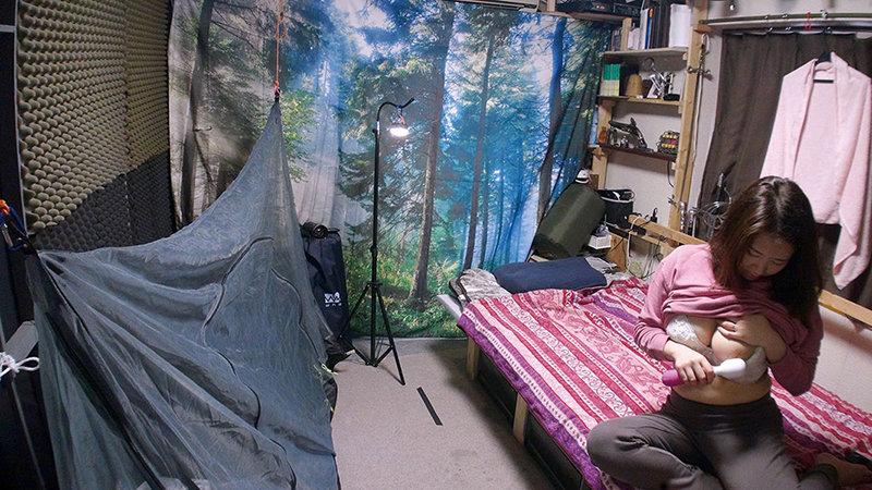 自分の部屋にとまることになった妻の女友達 「人妻有紀子さん(仮名)二十六歳」に当然のように手を出してしまうワタシ 画像13