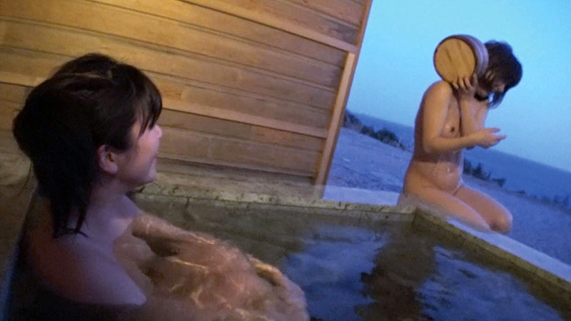人妻湯恋旅行的、人妻寝取られ温泉旅行collaboration Side.A 画像8