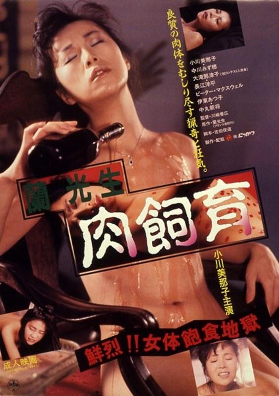 ピンク映画 ch、調教・奴隷、ドラマ、成人映画 蘭光生 肉飼育