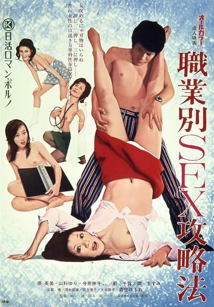 [iteminfo_actress_name] ピンク映画 ch、ドラマ、成人映画、サンプル動画 職業別SEX攻略法