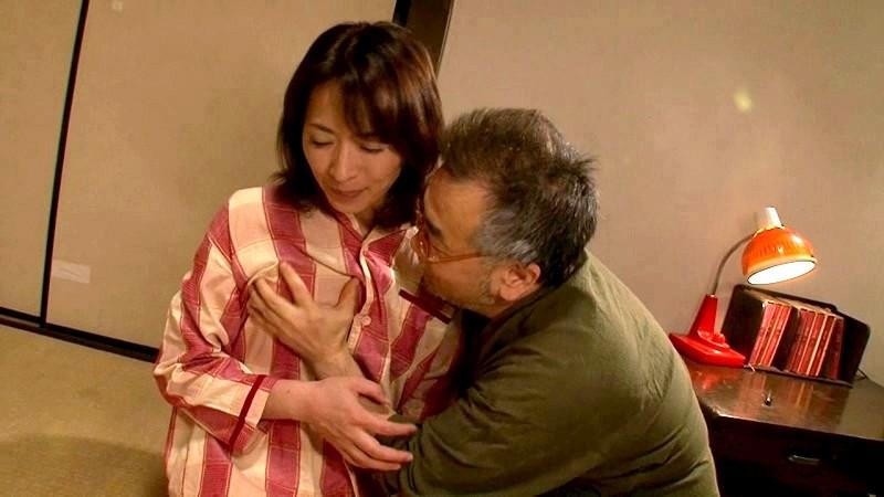 夫の前でオルガズムを迎える 貞淑美人妻 矢部寿恵サンプルF1