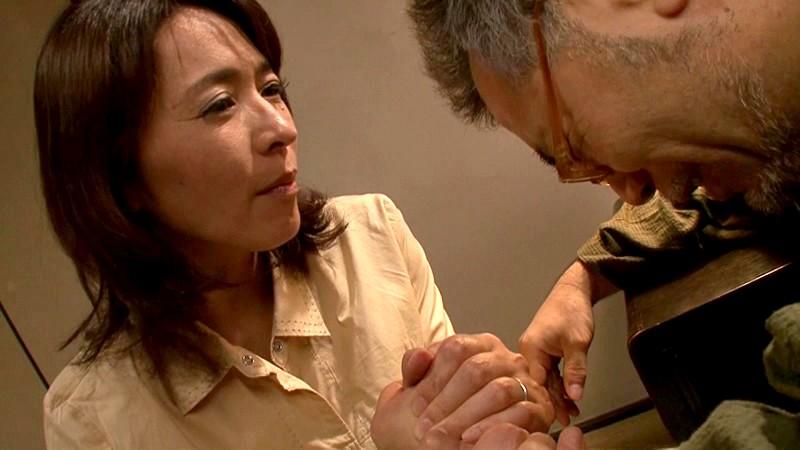 夫の前でオルガズムを迎える 貞淑美人妻 矢部寿恵サンプルF3