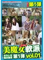 美魔女軟派 vol.01 ダウンロード