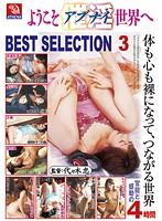 ようこそ催淫(アブナイ)世界へ Best Selection 3 体も心も裸になって、つながる世界 官能と感動の4時間 ダウンロード