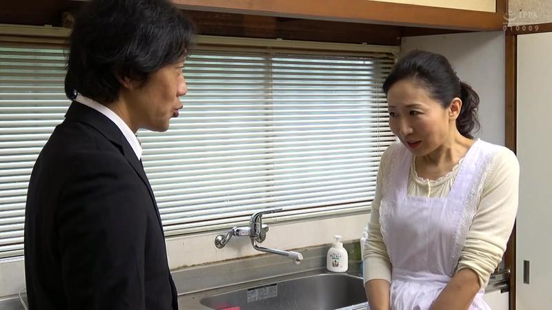 自慰では満たされぬ五十路熟女の濡れ穴 愛に飢えた五十ござ破りの家政婦 大阪の人妻は夫の部下と一晩中… 1枚目