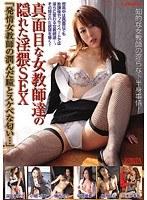 真面目な女教師達の隠れた淫猥SEX 「発情女教師の潤んだ瞳とスケベな匂い…」 ダウンロード